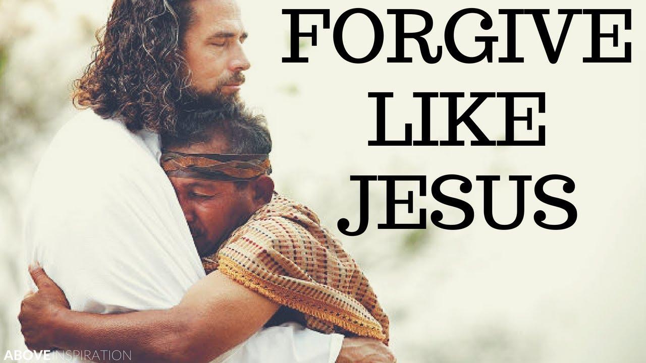 Forgive Like Jesus   VERY POWERFUL - Inspirational ...